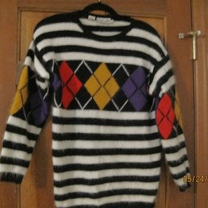 Women's Multi Color Sweater